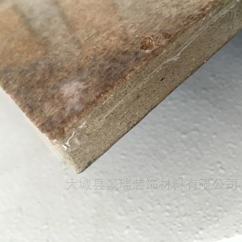 巖棉復合吸音板具有保溫隔熱功能